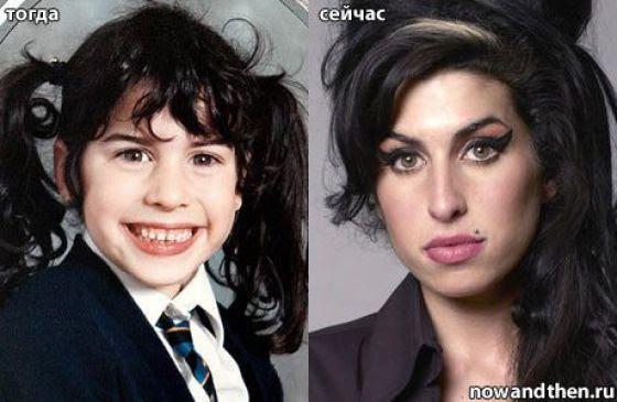 Celebrities Then and Now (75 pics) - Izismile.com
