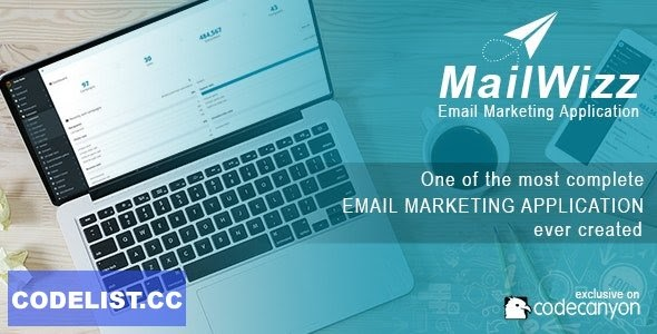 MailWizz v1.9.25 - Email Marketing Application - nulled