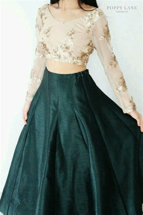25  Best Ideas about Simple Lehenga on Pinterest   Lengha