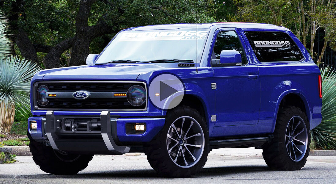 2017 Ford Bronco Truck | 2018, 2019, 2020 Ford Cars