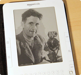 "Amazon Secretly Removes ""1984"" From the Kindle"