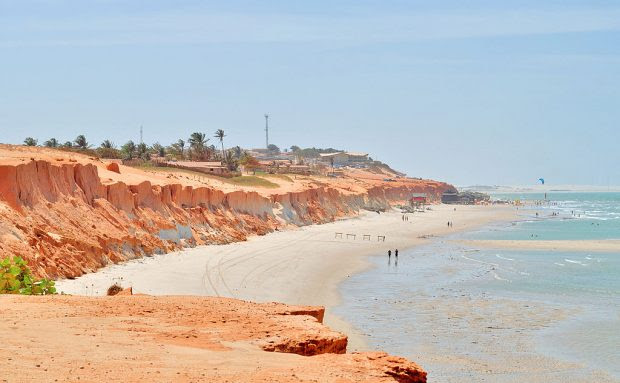 Top 6 Wonderful Brazil's Beaches for an Inspiring Travel and Tourism Essay