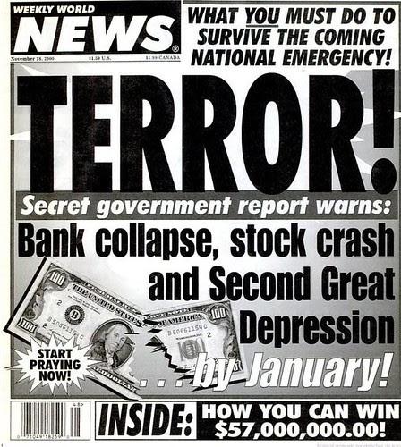 Weekly World News noviembre 2000