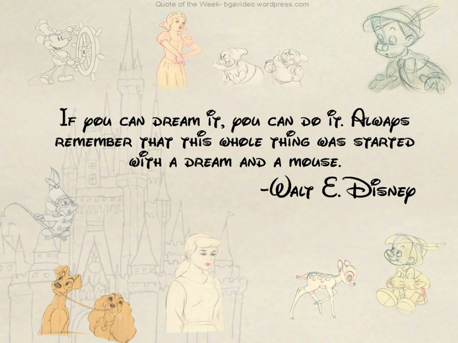 Zitate Englisch Walt Disney Keltische Sprüche Weisheiten