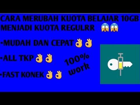 Get Cara Merubah Kuota Belajar Telkomsel Menjadi Kuota ...