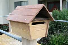 Free Wooden Mailbox Designs Plans Diy Free Download Homemade Wooden Benches Woodwork Safety