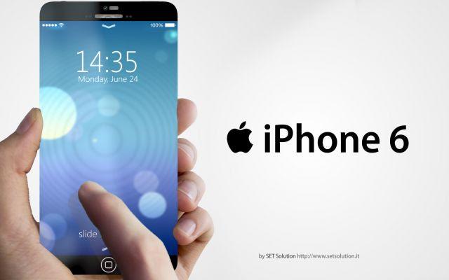 iPhone 6: probabile uscita a settembre