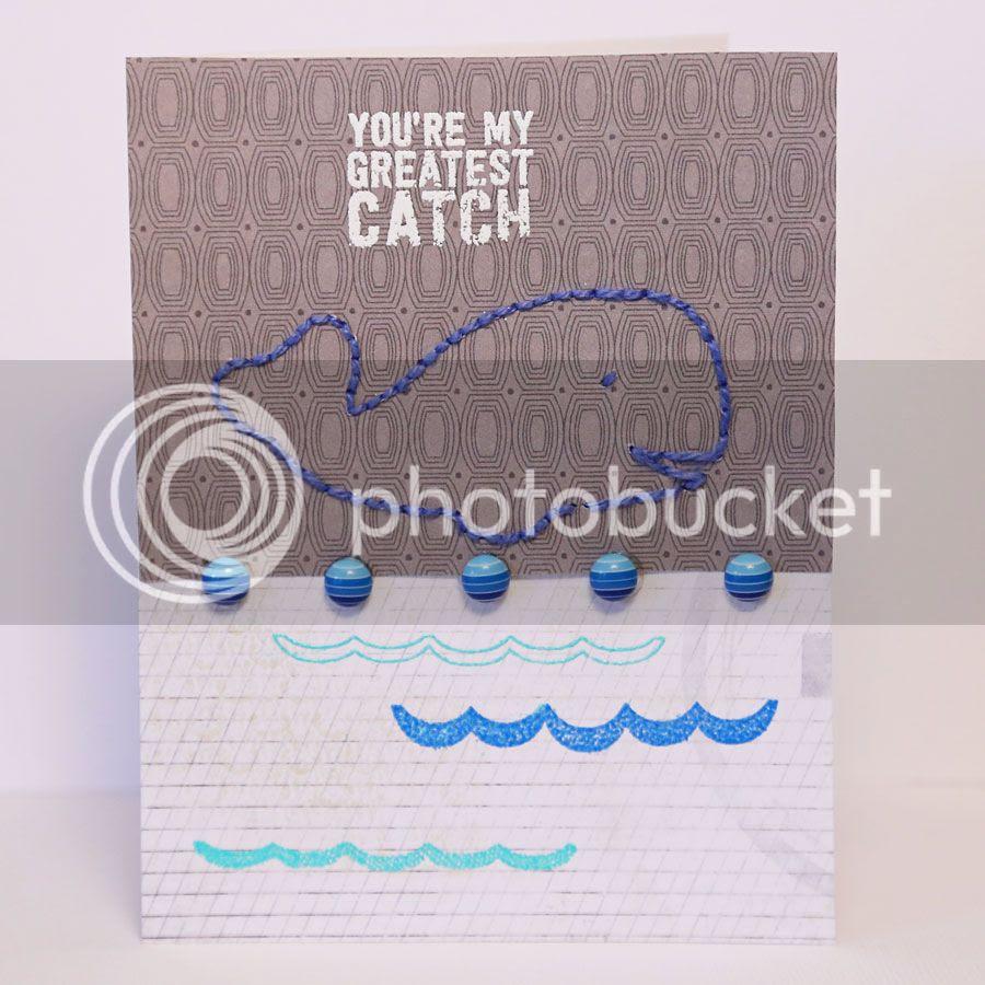 Catch card