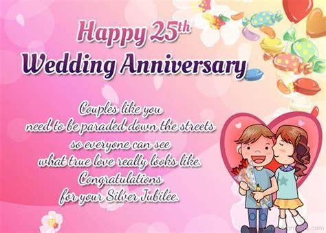 Happy 25th Wedding Anniversary   DesiComments.com