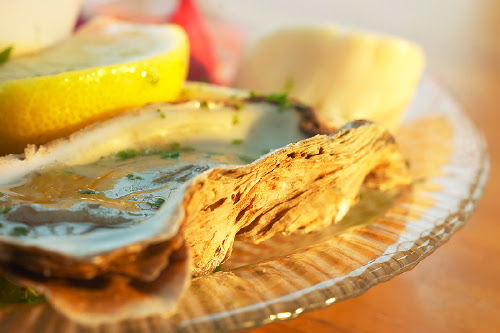 Love, marriage and oysters