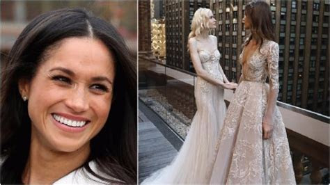 Inbal Dror has drawn potential designs for Meghan Markle's