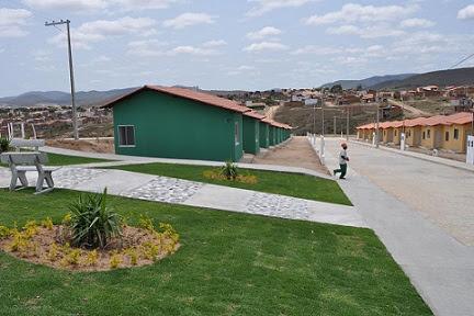 Novas moradias serão construídas nas cidades brasileiras