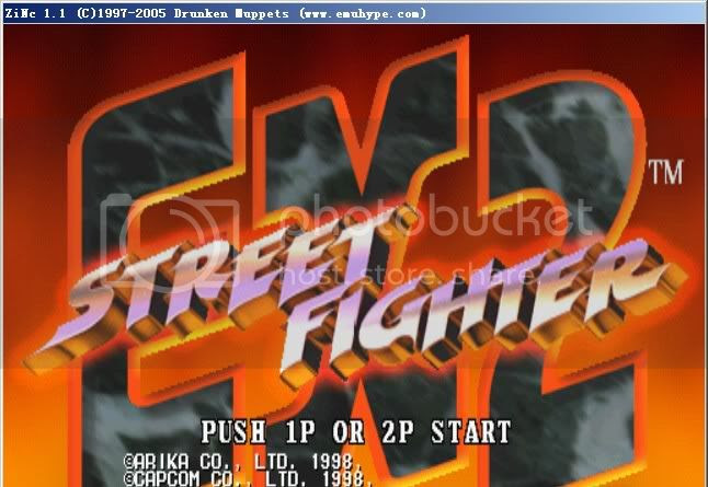 Street Fighter EX-2