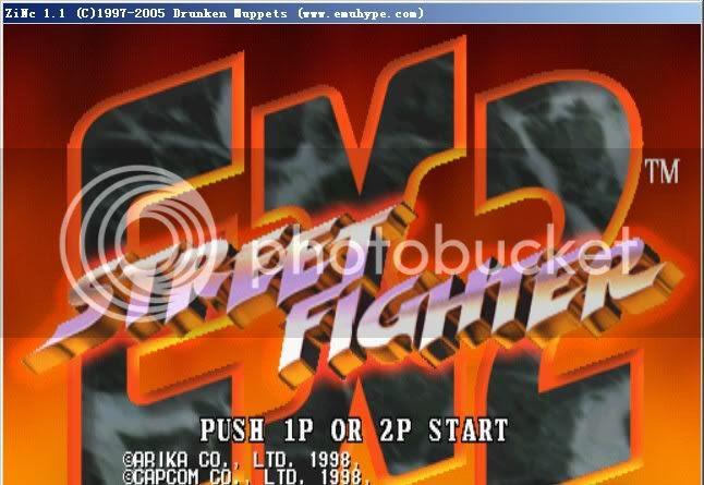 Street Fighter EX-2