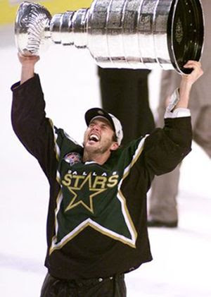 Modano Stanley Cup