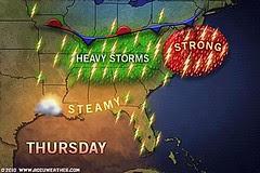 29 Big Storms Mid-Atlantic