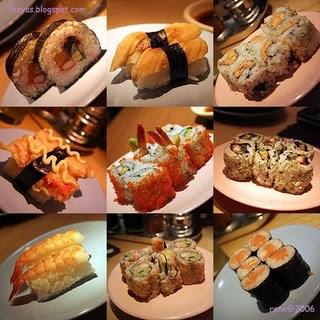 Tesyasblog Sushi Tei