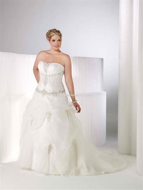 Top 10 Plus Size Wedding Dresses For The Gorgeous Bride