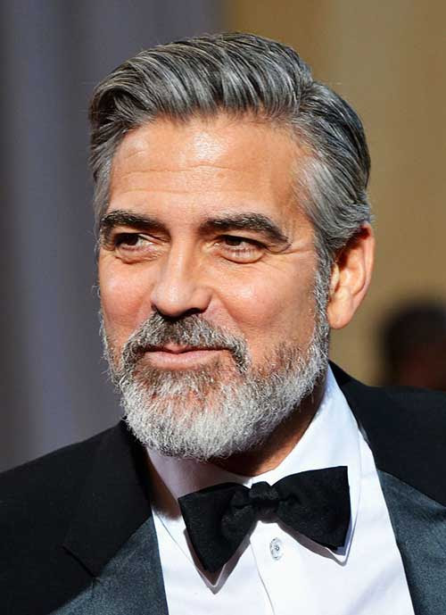 George Clooney Haircut The American Haircuts You Ll Be Asking For In 2020