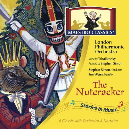 Maestro Classics ~ Stories in Music a review of the Nutcracker by Tess