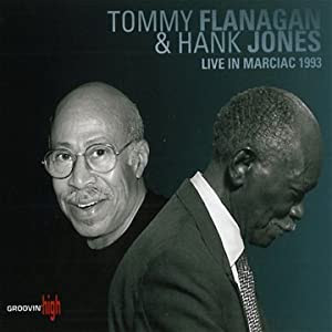 Hank Jones Live In Marciac 1993 cover