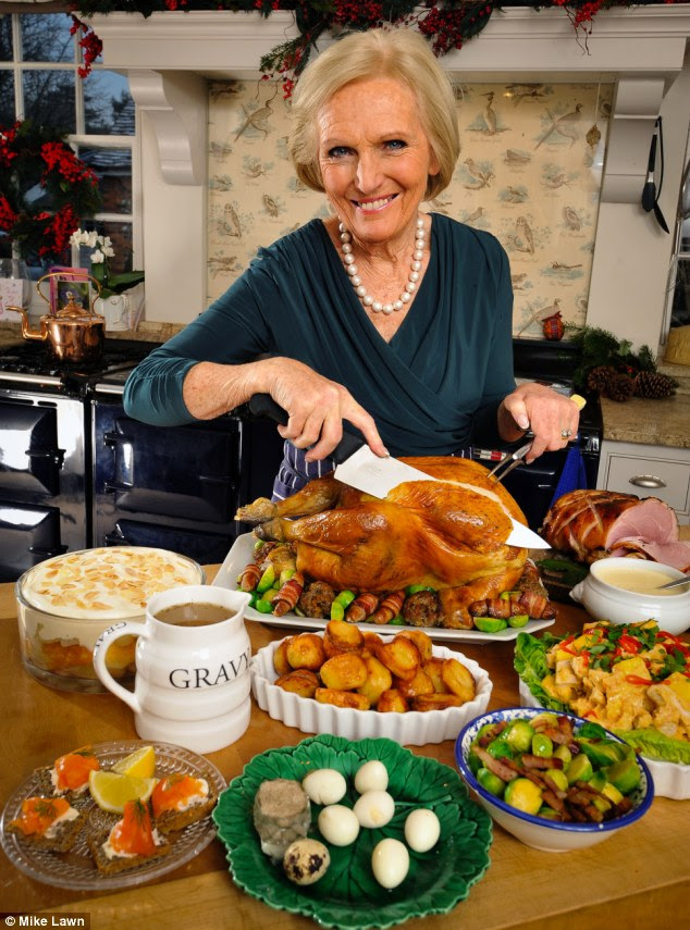 Traditional English Christmas Dinner Recipes : Surrey and Hampshire's best Christmas Day menus ...