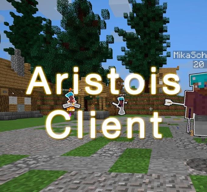 Minecraft Hack Aristois - Terrius g