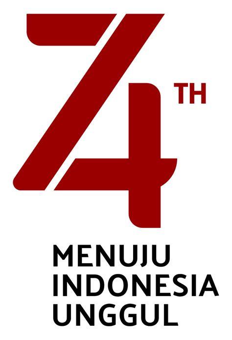 logo resmi hut ri   beritalima