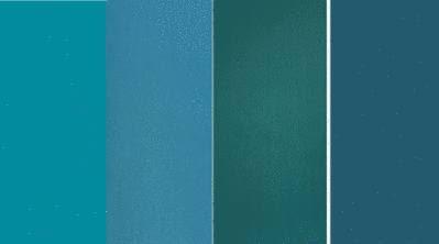quelle couleur se marie avec le bleu canard