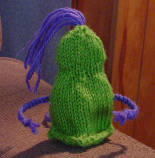 Pocket Creature 2, sans face