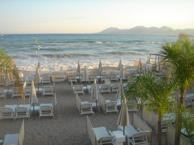 On_the_beach_in_Cannes