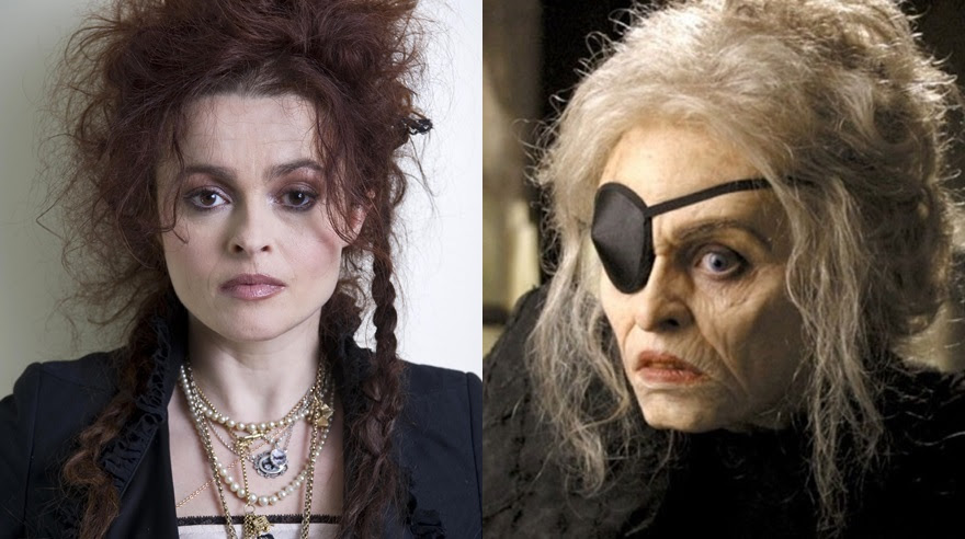 Diez actrices que sacrificaron su belleza por el cine [FOTOS]