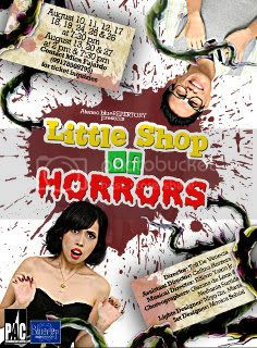 Little Shop of Horrors (Ateneo Blue Repertory)