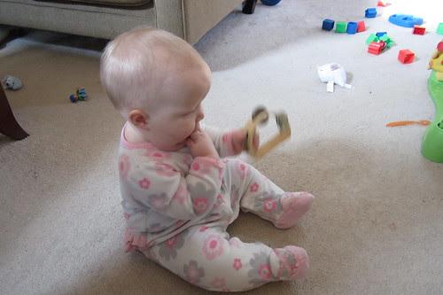 learning tambourine
