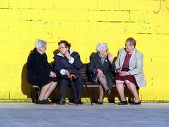 Flickr: Cotilleando (prensa amarilla). Gossiping (yellow press)