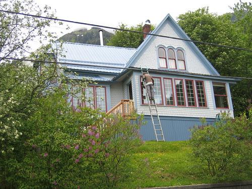 J.M. Davis House