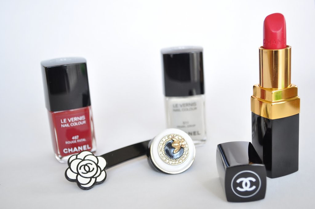 chanel rouge coco cambon rouge fatal pearl drop