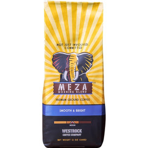 Westrock Coffee Westrock Meza Morning Blend Ground Coffee