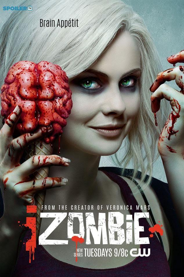 iZombie Nuevo Poster