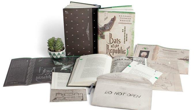 <i>Bats of the Republic</i> by Zachary Thomas Dodson Review