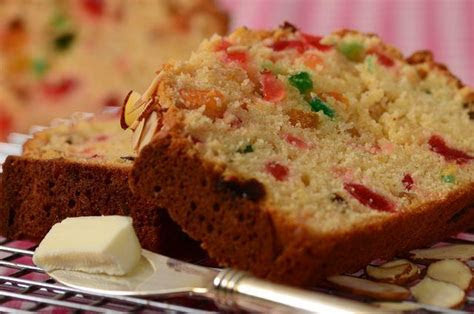 light fruit cake recipe joyofbakingcom video recipe