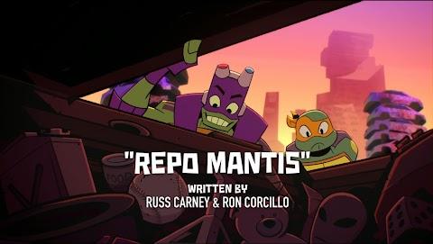 Rise of the Teenage Mutant Ninja Turtles - S01E06 - Repo Mantis