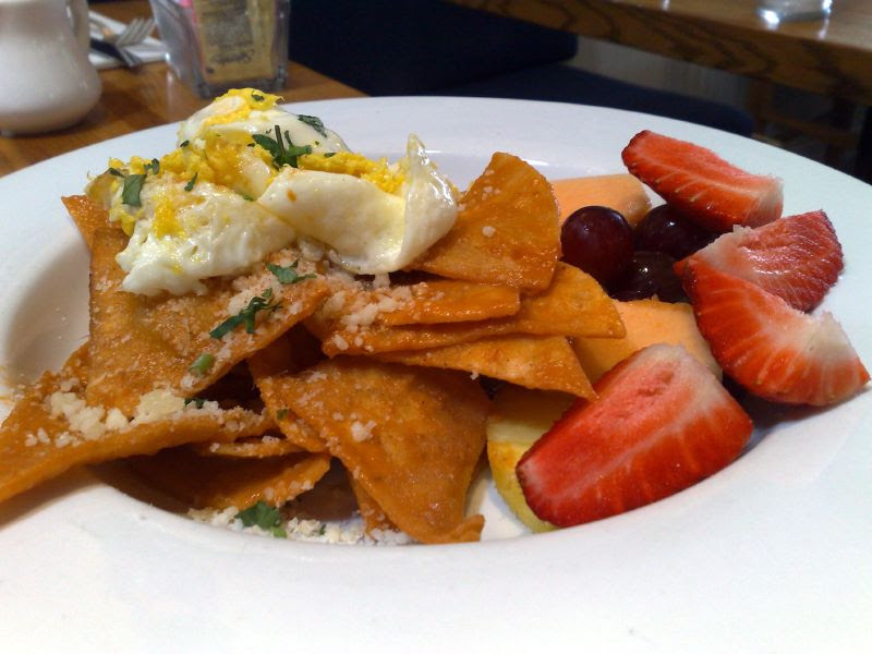 Miguel's Chilaquiles