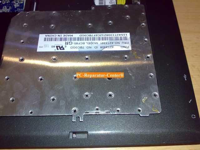Pc Reparatur Center Laptop Tastatur Austausch Notebook Tastatur Defekt