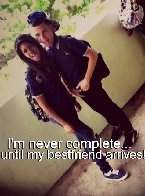Boy And Girl Best Friends Forever Quote Quote Number 567253