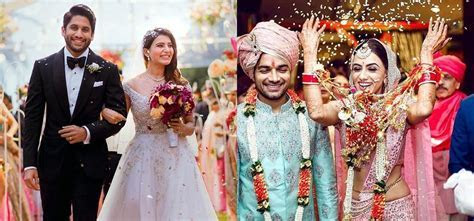20 Famous Indian Celebrities  Tied The Knot In 2017 With