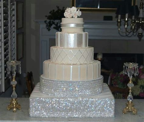 David & Tamela Mann 25th Wedding Anniversary Cake