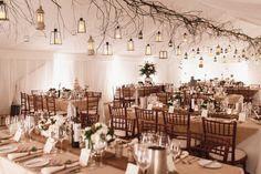 Winter Wedding Marquee on Pinterest