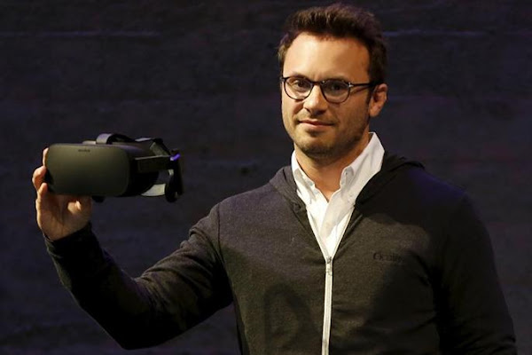 0eb7ea0c89e2 Google News - Oculus co-founder Brendan Iribe leaves Facebook - Overview