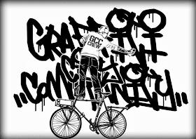 Grafiti Emoticon Keren